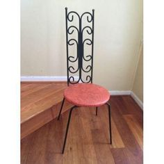 I just found this Salterini Style MCM Vintage Wrought Iron Chair for $150 on #Trove! Check it out: