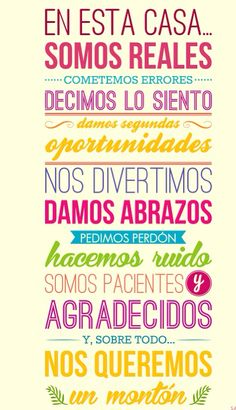 frases – Home Looks & Travels More Than Words, The Words, Family Quotes, Me Quotes, Mr Wonderful, Lettering, Spanish Quotes, Favorite Quotes, Inspirational Quotes