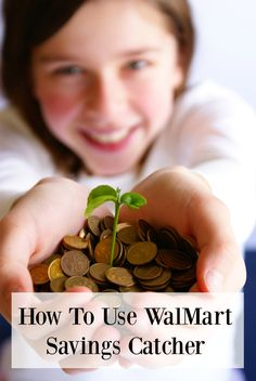 WalMart Savings Catcher is a great app to help you earn money back and save up…