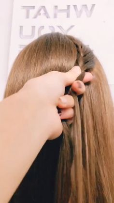 hairstyles for long hair videos Hairstyles Tutorials Compilation 2019 Part 82 short hair styles for girls - Hair Style Girl Easy Hairstyles For Long Hair, Pretty Hairstyles, Girl Hairstyles, Braided Hairstyles, Hairstyles Videos, Easy Elegant Hairstyles, Kids Hairstyle, School Hairstyles, Hairstyles 2018