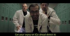 Sepsis music video