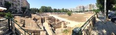 Ancient Market downtown @ Thessaloniki