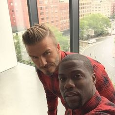 "S T E F F E N 38 no Instagram: ""ME and @kevinhart4real _______ @kevinhart4real @thejetsetclub @nobasicshitofficial @hi_five_x _______ #me #kevinhart #selfie #goodlife #lifestyle #instaselfie #instalife #davidbeckham #movie #photo #instagram #beard #haircut #menswear #fashion #style #ppe #swagggrack"""