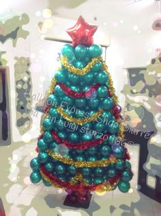 Wall christmas three