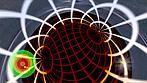 Animation: So sieht die Reise durch Raum und Zeit aus