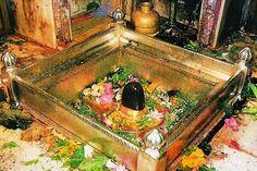 Jyotirling Kashi Vishwanath, Varanasi, India.