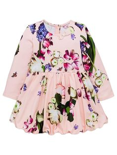 Shop at Ireland's largest online department store for all of the latest fashion, gadgets and homewear with FREE delivery and FREE returns on your orders. Toddler Girls, Baby Girls, Ted Baker Baby, Baby Things, Children, Kids, Bubble, Latest Fashion, Floral Tops