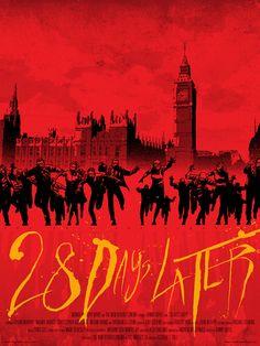 Mondo: The Archive | Charlie Adlard, Jon Smith - 28 Days Later, 2011