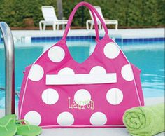 Great Pool Beg by Kelly Osteen Personalized Gifts
