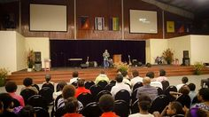 Pastor Peter Igarobae is the senior pastor of City Gate Tabernacle at Lae, PNG. What a great work he's doing here!