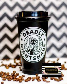 Nightmare before christmas Sally Travel Coffee Mug