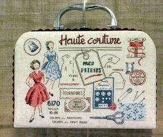 Des Histoires a Broder - Veronique Enginger ''Haute couture''