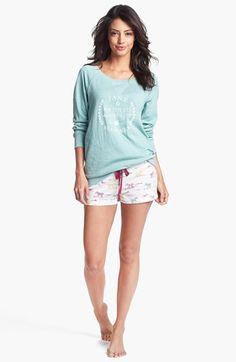 Jane & Bleecker New York Shirt & Shorts | Nordstrom