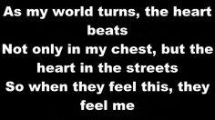 Machine Gun Kelly - Invincible Lyrics, via YouTube.