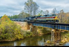RailPictures.Net Photo: NS 1074 Norfolk Southern EMD SD70ACe at Stoneville, North Carolina by Trey Belton
