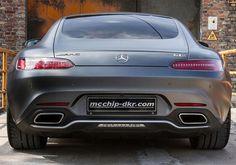 Mercedes AMG GT S Powerkit
