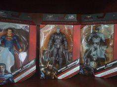 #batmanvsuperman #dawnofjustice #batman #batfleck #benaffleck #superman #manofsteel #multiverse #mattel by redfivepilot