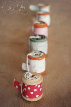 DIY washi tape | {nifty thrifty things}   *