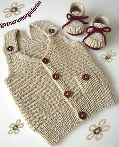 Hello both sport and modern burgundy buttons and cute booties we have a very stylish combination & Ulku lady& order was the first part of the beautiful days I hope they use & lovingly thick goodbye & d order information dm & # Bebekhırk to # Bebekatk of Baby Sweater Knitting Pattern, Baby Boy Knitting, Knitting For Kids, Baby Knitting Patterns, Crochet For Kids, Diy Crochet, Baby Girl Cardigans, Baby Sweaters, Kids Fashion