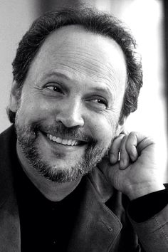 """Billy Crystal - everything he does and says is genius. Saturday Night"""" -- Jewish -- Old Testament -- One God -- Judeo-Christian Culture Rocks ! from Hollywood all the way to NYC & beyond. Famous Men, Famous Faces, Famous People, Famous Celebrities, Actrices Hollywood, People Laughing, Raining Men, Film Serie, Man Humor"""