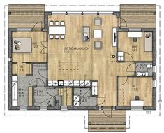 House Plans, Sweet Home, Floor Plans, Exterior, House Design, Flooring, How To Plan, Architecture, Building