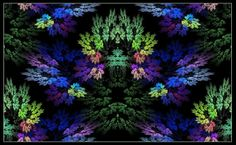 Affiliblog 2: Affilipede Would Like To Introduce The World To Reta DeLarge ~ Color My World With Apophysis Love