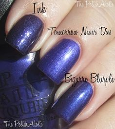 65 best Blue polishes images on Pinterest | Nail polish ...