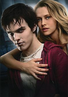 Warm Bodies is a 2013 American paranormal romantic zombie comedy film based on Isaac Marion's novel of the same name. Directed and written by Jonathan Levine, the film stars Nicholas Hoult and Teresa Palmer. Nicholas Hoult, John Malkovich, Love Movie, Movie Tv, Movie Shelf, 2012 Movie, Movies Showing, Movies And Tv Shows, Warm Bodies Movie