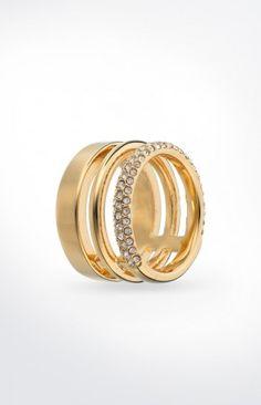JOOP! Ring Delicate in Gold