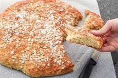 Kaurasämpylät - Gluteeniton - Ruoka & Koti Gluten Free Baking, Vegan Gluten Free, Good Food, Yummy Food, Fodmap, Bread Baking, Koti, Food And Drink, Low Carb