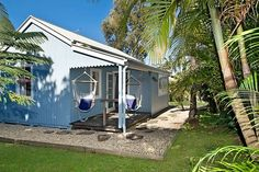 San Juan Surfers Cottage | Byron Bay, NSW | Accommodation. From $170 per night. Sleeps 4. #cottage