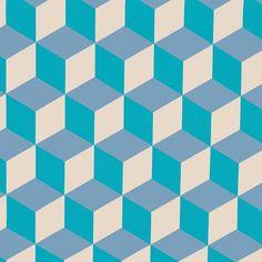 Cubes - Fabric