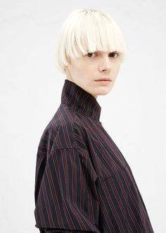 Rachel Comey Risible Dress (Black Stripe)