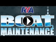 Fix your own boat....some great tips here #boatmaintenance