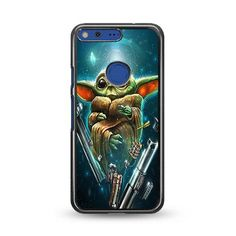 The Mandalorian Yoda Baby Art Google Pixel Case | Miloscase Pixel Phone, Baby Art, Mandalorian, Art Google, Phone Cases, Texture, Prints, Surface Finish, Art Kids