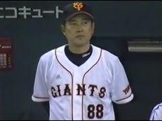 awesome 일본 프로야구 요미우리 하라 감독시절 대주자 쓰면 생기는일