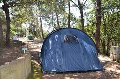 Camping l'Esplanade 3*** - Camp in Corsica - direct access to the sea ! | Camping en Corse - camping accès direct à la plage