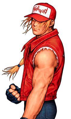 Terry Bogard | Capcom vs. SNK 2