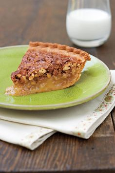 For a richer flavor, try using dark corn syrup. Both variations received high marks in our Test Kitchens.  Recipe:Mom's Pecan Pie