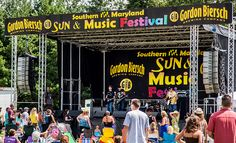 Sun & Music Festival, Southern Maryland