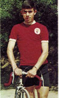 Ciclismo - Fernando Mendes - Benfica, e Flandria-Bélgica. Dos mais galardoados ciclistas portugueses.