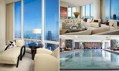 Luxury penthouse at Trump Tower skyscraper sells for record £10.8m