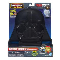 Angry Birds Star Wars Telepods - Darth Vader Pig Carry Case