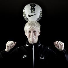 my number one girl crush. she's gay. should I be concerned? nah. Megan Rapinoe allday