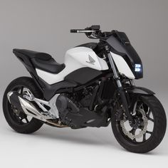 90 best cars and bikes images on pinterest rolling carts cars and honda unveiled a new self balancing motorcycle concept at the consumer electronics show the honda riding assist can keep a motorcycle upright at slow spee fandeluxe Image collections