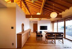 米田横堀建築研究所 『素直な家』 http://www.kenchikukenken.co.jp/works/1032842210/972/