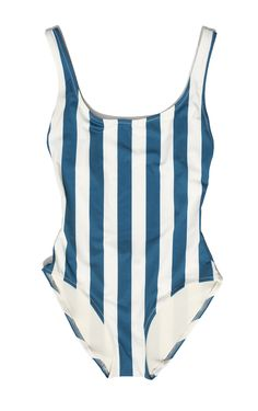 Solid and Striped One Piece / Garance Doré Goods