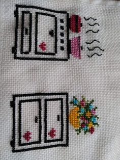 Cross Stitch Bookmarks, Cross Stitch Designs, Needlepoint, Crochet, Craft Armoire, Cross Stitch Embroidery, Towels, Counted Cross Stitches, Cross Stitch Pictures