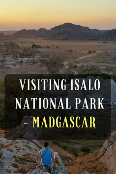 Isalo National Park, our next destination. Isalo is famous for its dramatic limestone formations and numerous species of lemurs and is one of the most visited park Madagascar Travel, South Africa Safari, Lemurs, Natural Park, Africa Travel, Beach Trip, Where To Go, Cool Places To Visit, Travel Destinations