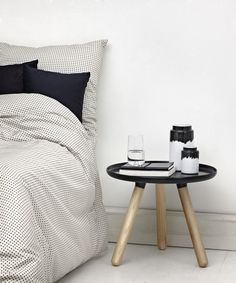 Normann Copenhagen - Plus Sengetøj Grey -